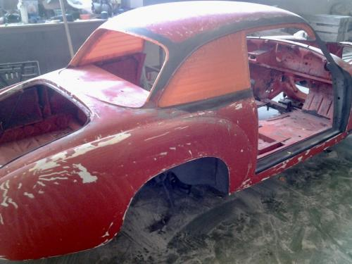 Alfa Romeo 1900 CSS 1954 Series 2 Tipo 3.