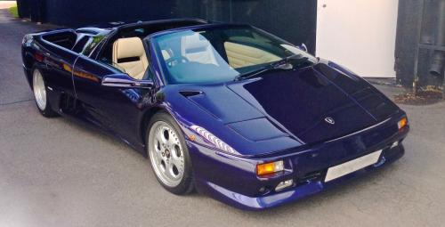 T-Classics Lamborghini Diablo Roadster VT 1996