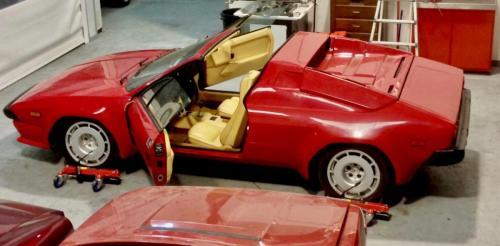 T-Classics Lamborghini Jalpa 3.5 1988