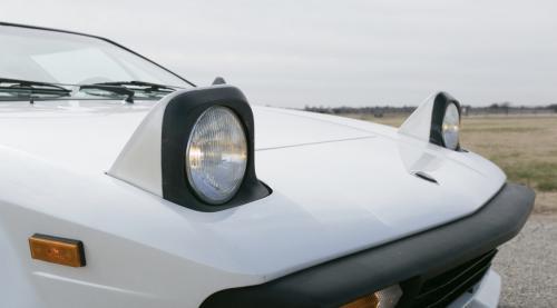 T-Classics White Lamborghini Jalpa 3.5 GTS 1987